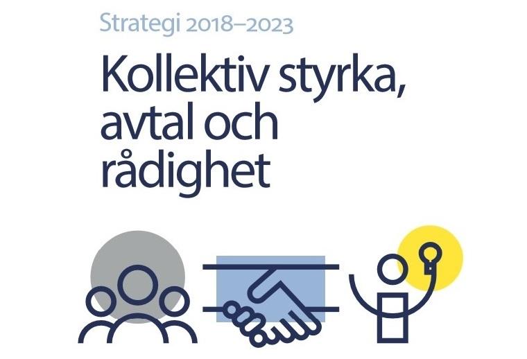 Strategin finns nu på webben