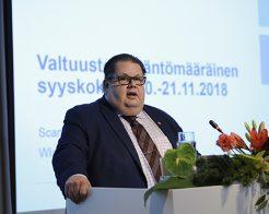 Lehtonen: Suomessa toimiva teollisuus tukee ilmastopolitiikkaa