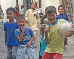 Haluatko kunnon työn lähettilääksi tai opintomatkalle Indonesiaan?