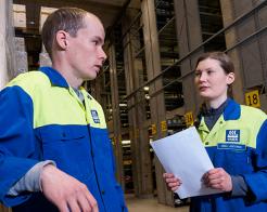 Nya arbetstagare inom kemiska industrin måste presenteras för förtroendemannen