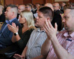 Industrifackets jubileumsfullmäktige: Nya kurser för fackaktiva i Murikka