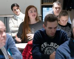 Об организованных Индустриальным профсоюзом по-русски курсах по представлению интересов работников