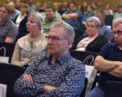 """Industrifackets fullmäktige samlas i Vanda – """"Facket har deltagit i coronatalkot"""""""