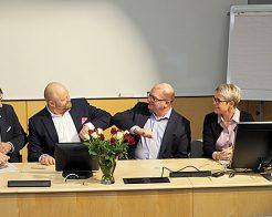 Teollisuusliitto ja Turva allekirjoittivat sopimuksen