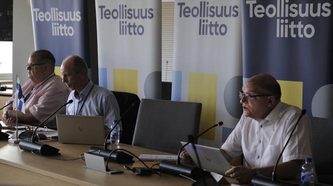 Industrifackets fullmäktige: Förbundet förhandlar om kollektivavtal – fackavdelningarna gör inte upp företagsvisa avtal